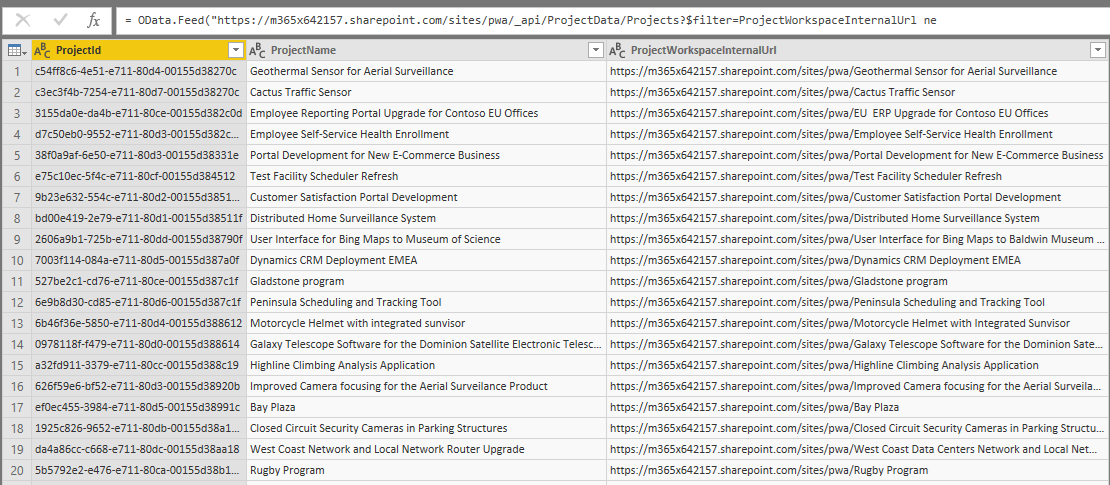 Aggregating SharePoint List Data in Power BI – Marque360