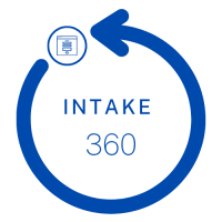 Intake360 Blue Circle